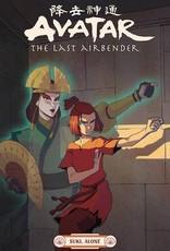 Dark Horse Comics Avatar Last Airbender Suki Alone TP