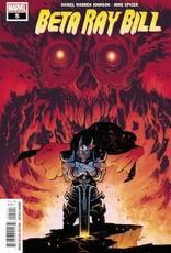 Marvel Comics Beta Ray Bill #5