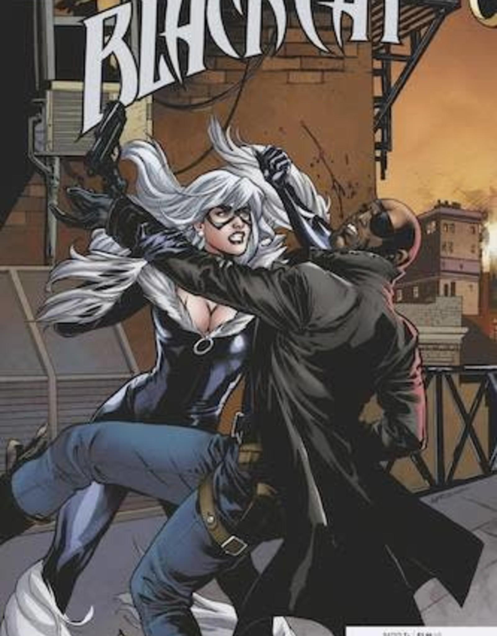 Marvel Comics Black Cat #8 Lupacchino Connecting Var