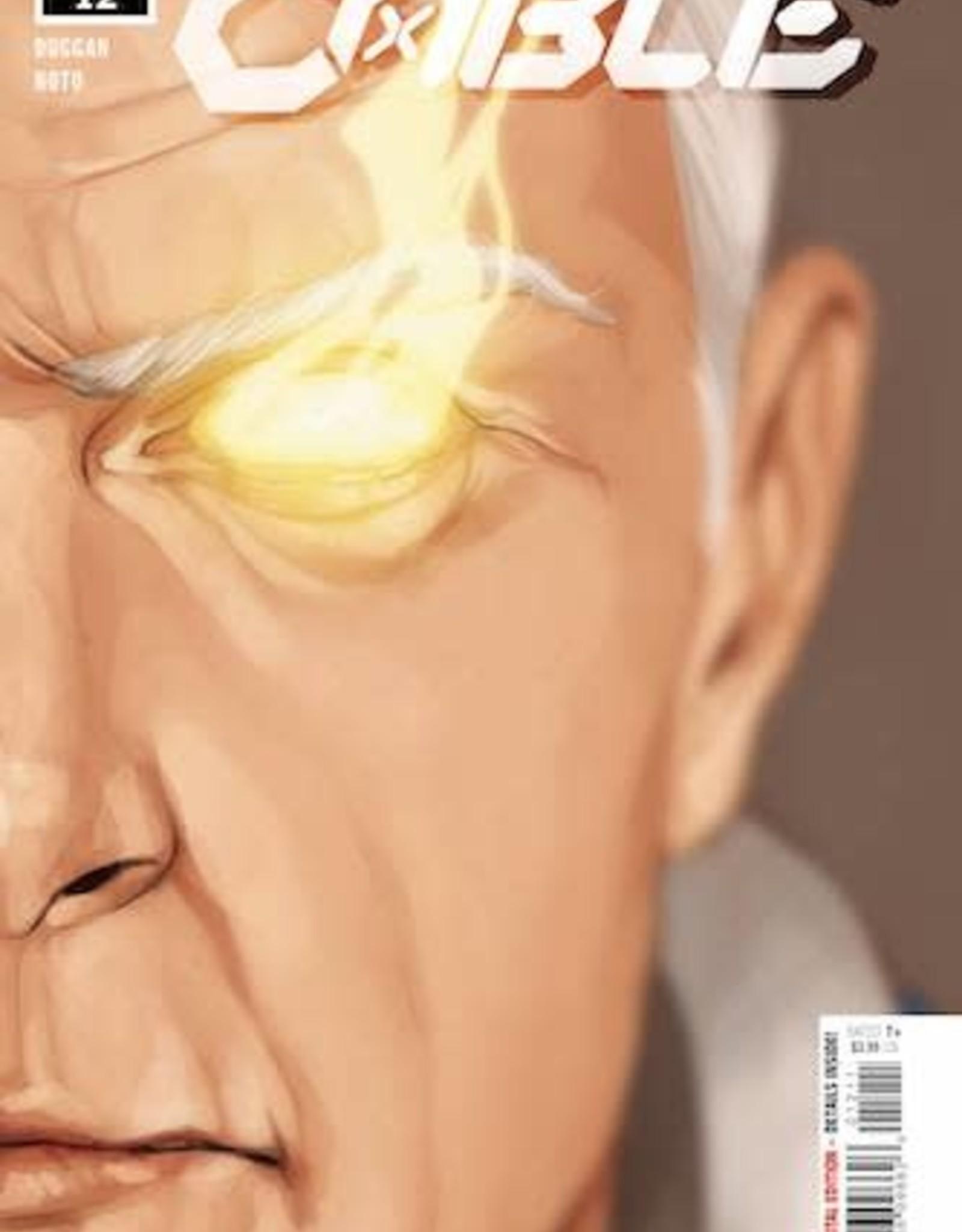 Marvel Comics Cable #12