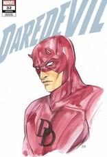 Marvel Comics Daredevil #32 Momoko Marvel Anime Var