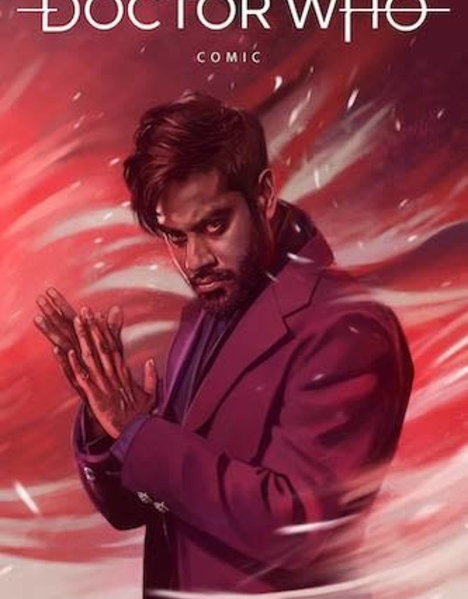 Titan Comics Doctor Who Missy #4 Cvr C Caranfa