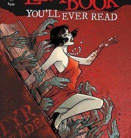 Vault Comics Last Book Youll Ever Read #1 Cvr A Leiz