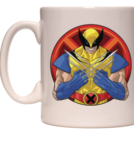 Surreal Entertainment Marvel X-Men Wolverine Px Coffee Mug