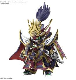 Bandai Sd Gundam World Heroes 02 Nobunaga Gundam Epyon Model Kit (n