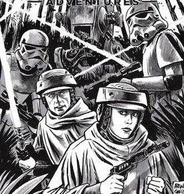 IDW Publishing Star Wars Adventures (2020) #7 10 Copy Incv Francavilla (net