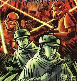 IDW Publishing Star Wars Adventures (2020) #7 Cvr A Francavilla