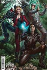DC Comics Batman #111 Cvr C Lucio Parrillo The Suicide Squad Movie Card Stock Var