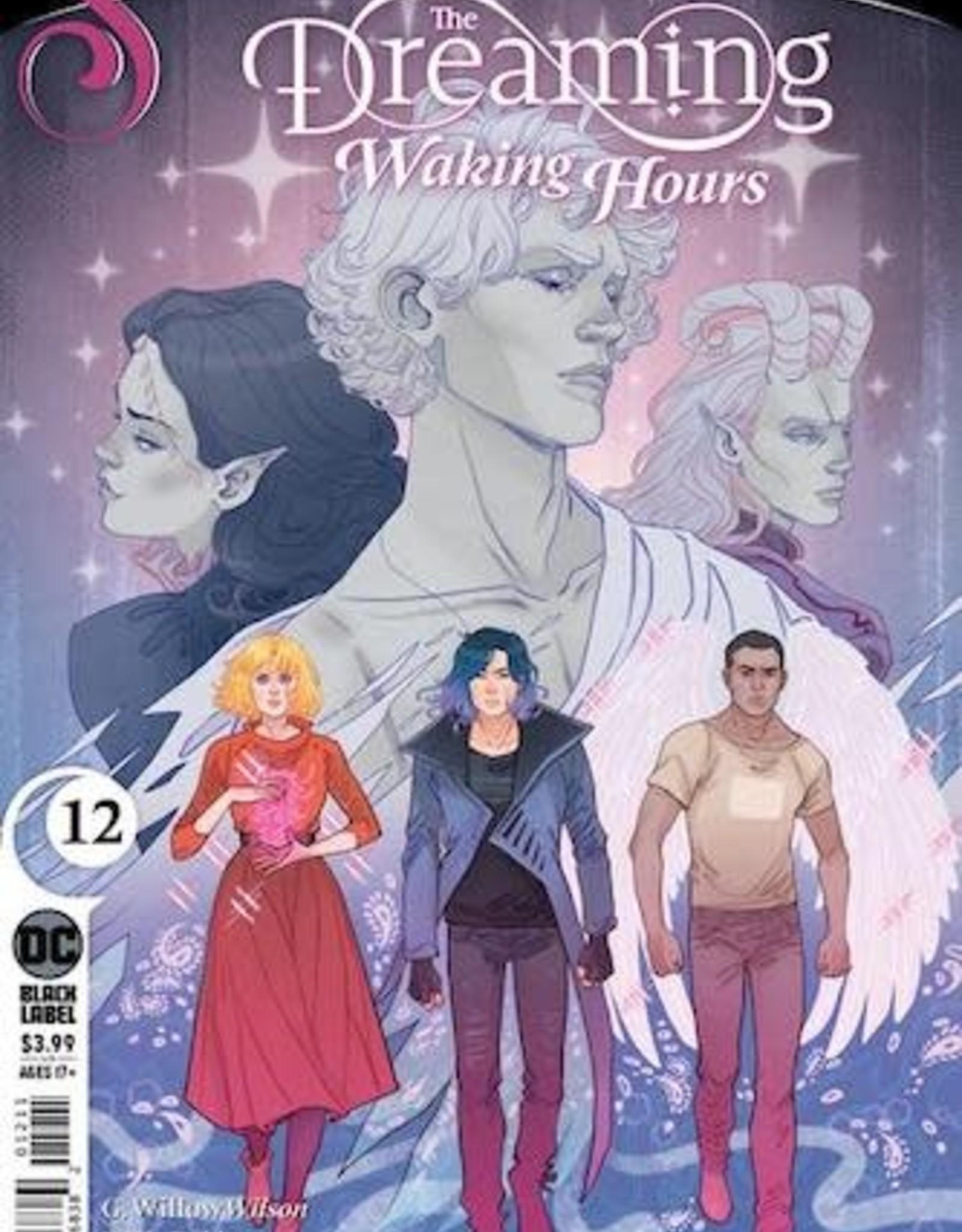 DC Comics Dreaming Waking Hours #12