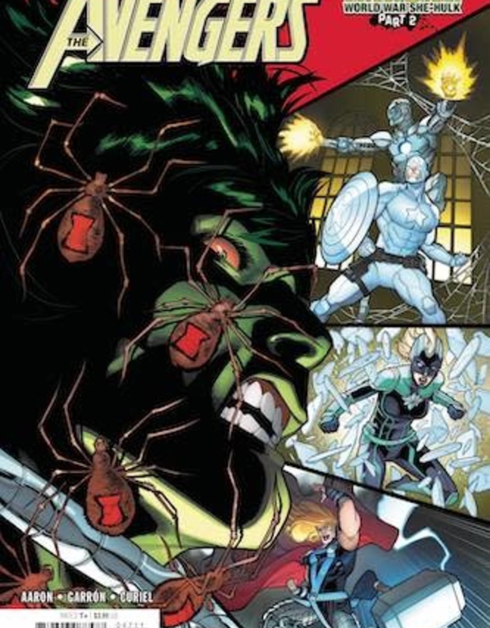 Marvel Comics Avengers #47