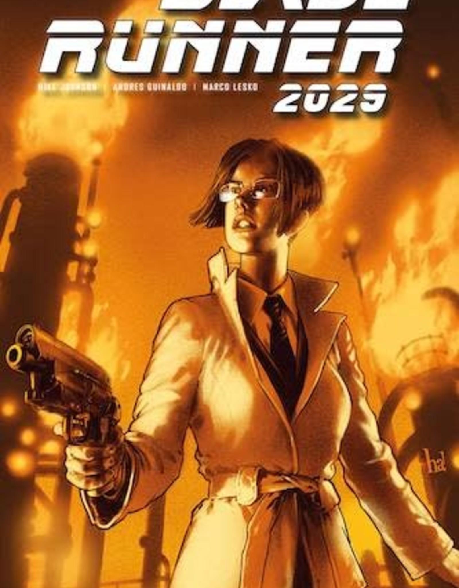 Titan Comics Blade Runner 2029 #6 Cvr A Ha