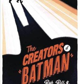 White Owl Creators Of Batman Bob Bill & Dark Knight HC