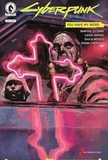 Dark Horse Comics Cyberpunk 2077 You Have My Word #2 Cvr A Hervas