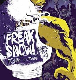 Behemoth Comics Freak Snow #3
