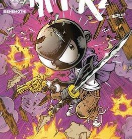 Behemoth Comics MFKZ #2 Cvr B Run
