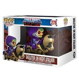 Funko Pop Rides Motu Skeletor With Night Stalker Vin Fig -2