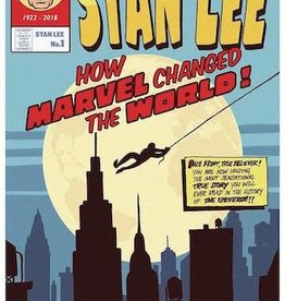 White Owl Stan Lee: How Marvel Changed The World HC
