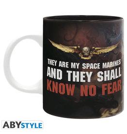 Abysse America Warhammer Blood Angels 11oz Mug