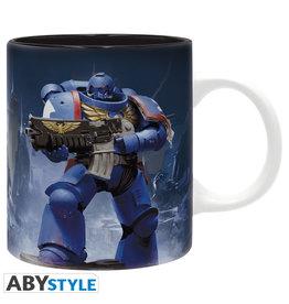 Abysse America Warhammer Indomitus 11oz Mug
