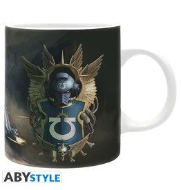 Abysse America Warhammer Ultramarines 11oz Mug