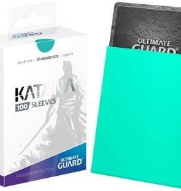 Ultimate Guard Katana Sleeves (100) Turquoise