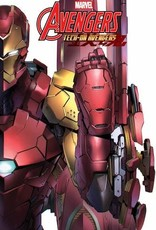 Marvel Comics Avengers Tech-On #1