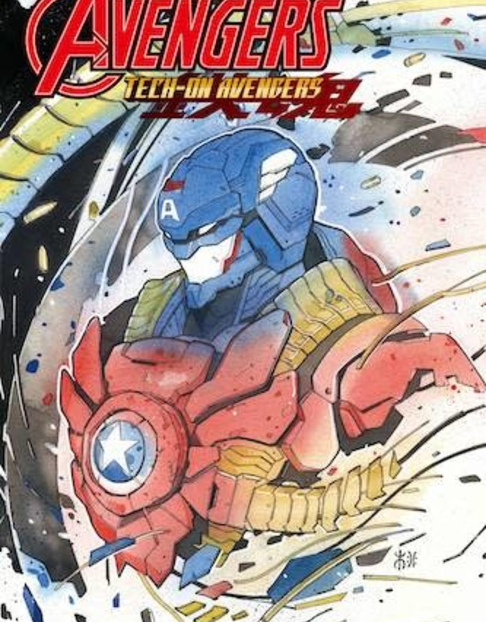 Marvel Comics Avengers Tech-On #1 Momoko Var