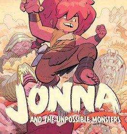 Oni Press Jonna & The Unpossible Monster Vol 01 TP