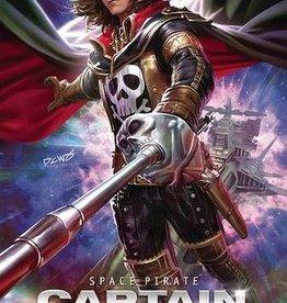 Ablaze Space Pirate Capt Harlock #3 Cvr A Chew