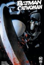 DC Comics Batman Catwoman #6 Cvr A Clay Mann