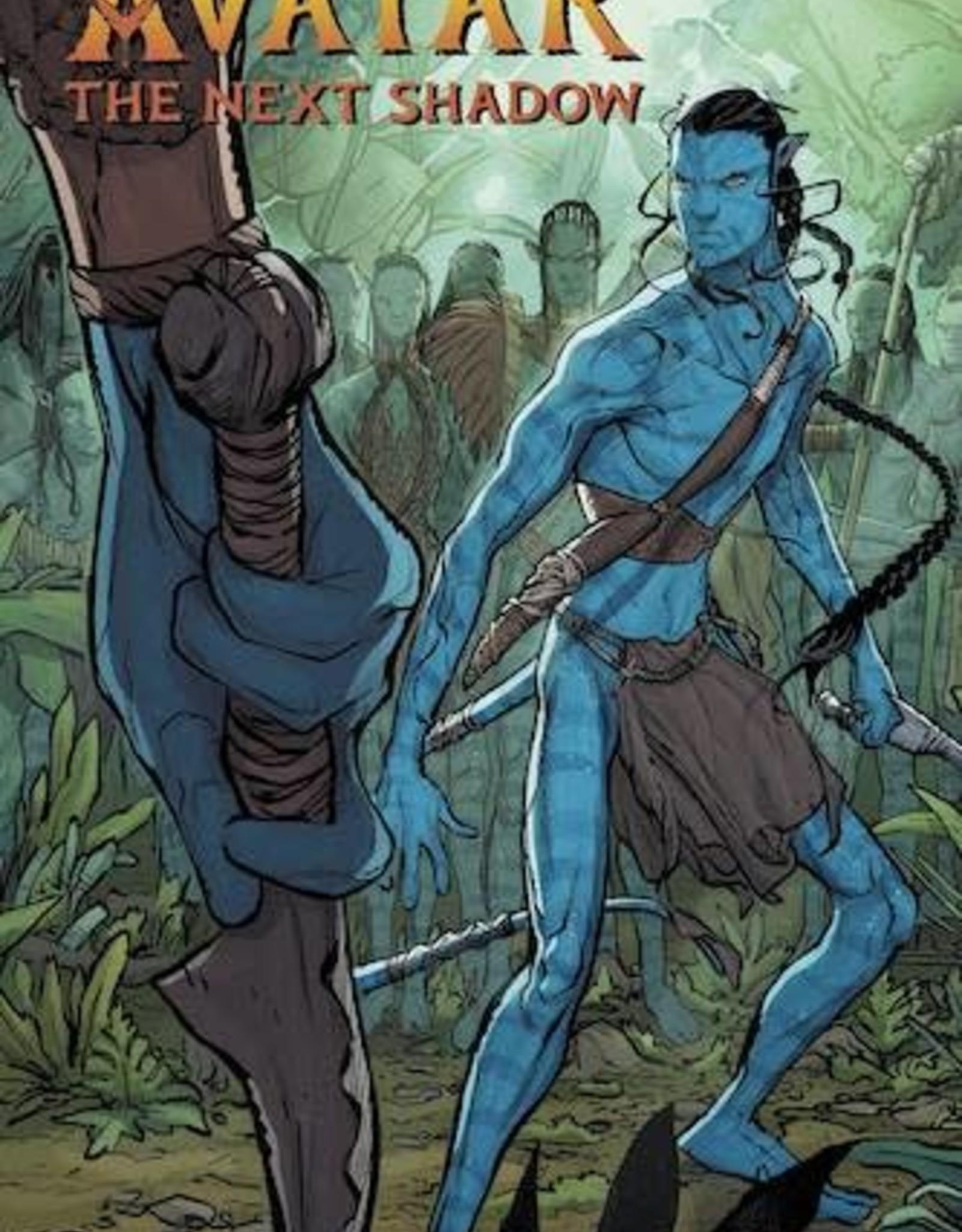 Dark Horse Comics Avatar Next Shadow TP