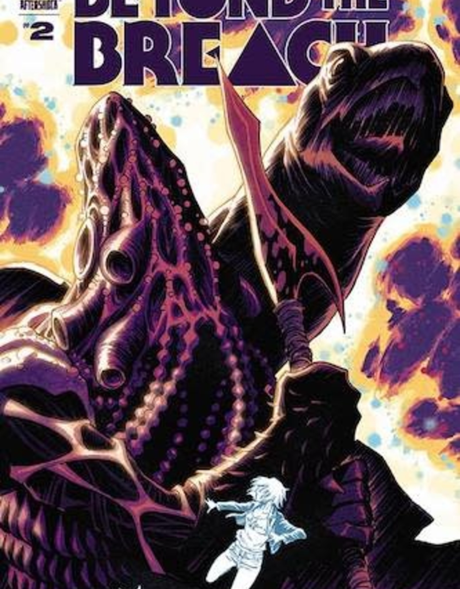 AfterShock Comics Beyond The Breach #2