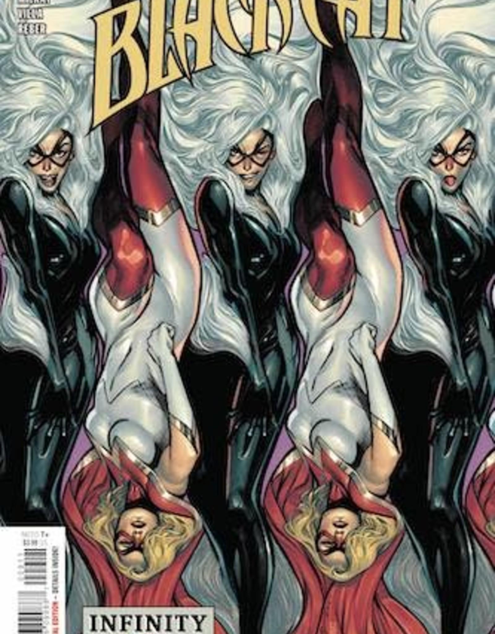 Marvel Comics Black Cat #9