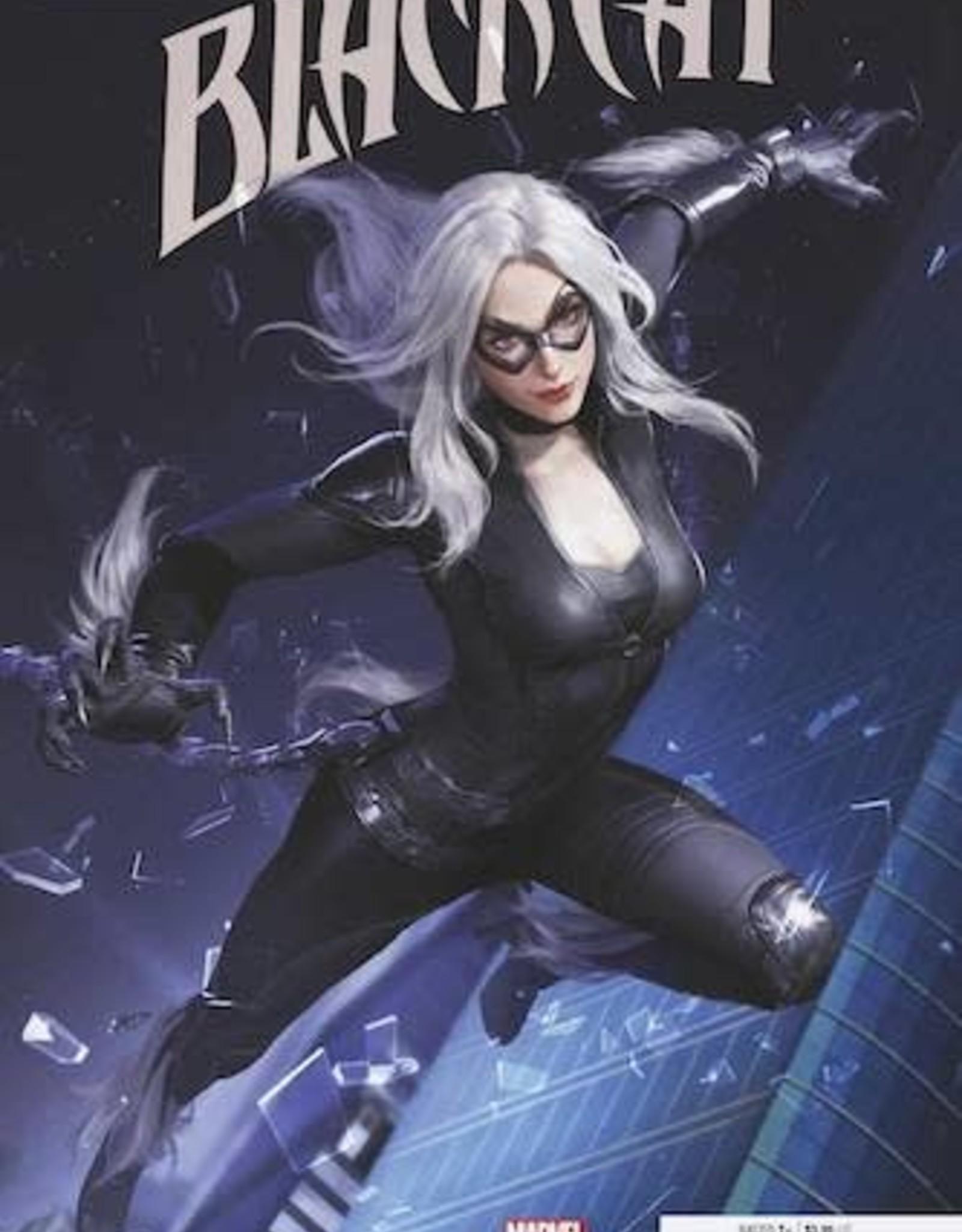 Marvel Comics Black Cat #9 Netease Marvel Games Var