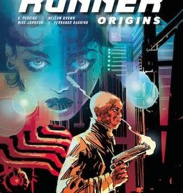 Titan Comics Blade Runner Origins #5 Cvr A Strips