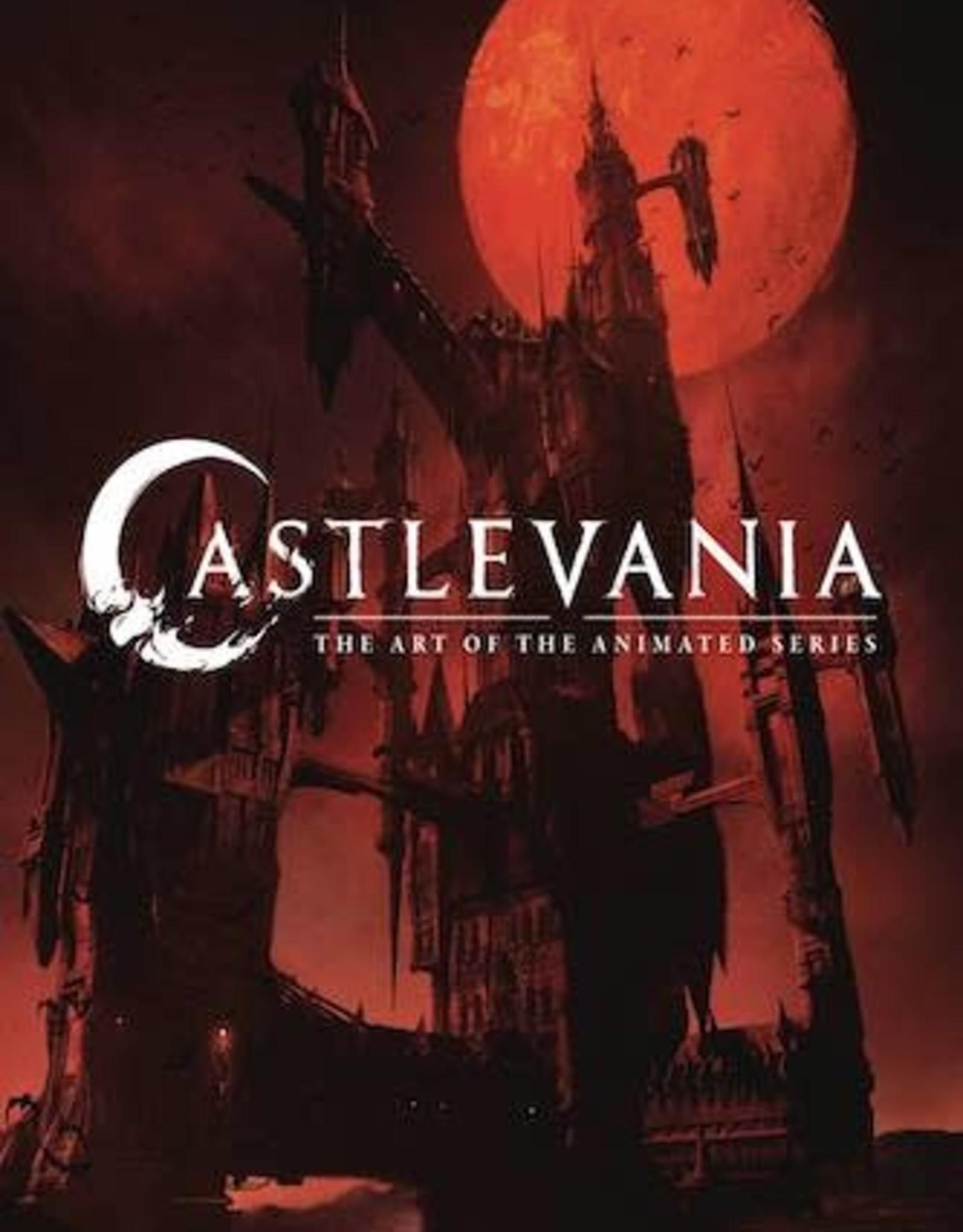 Dark Horse Comics Castlevania Art Of The Animated Series HC