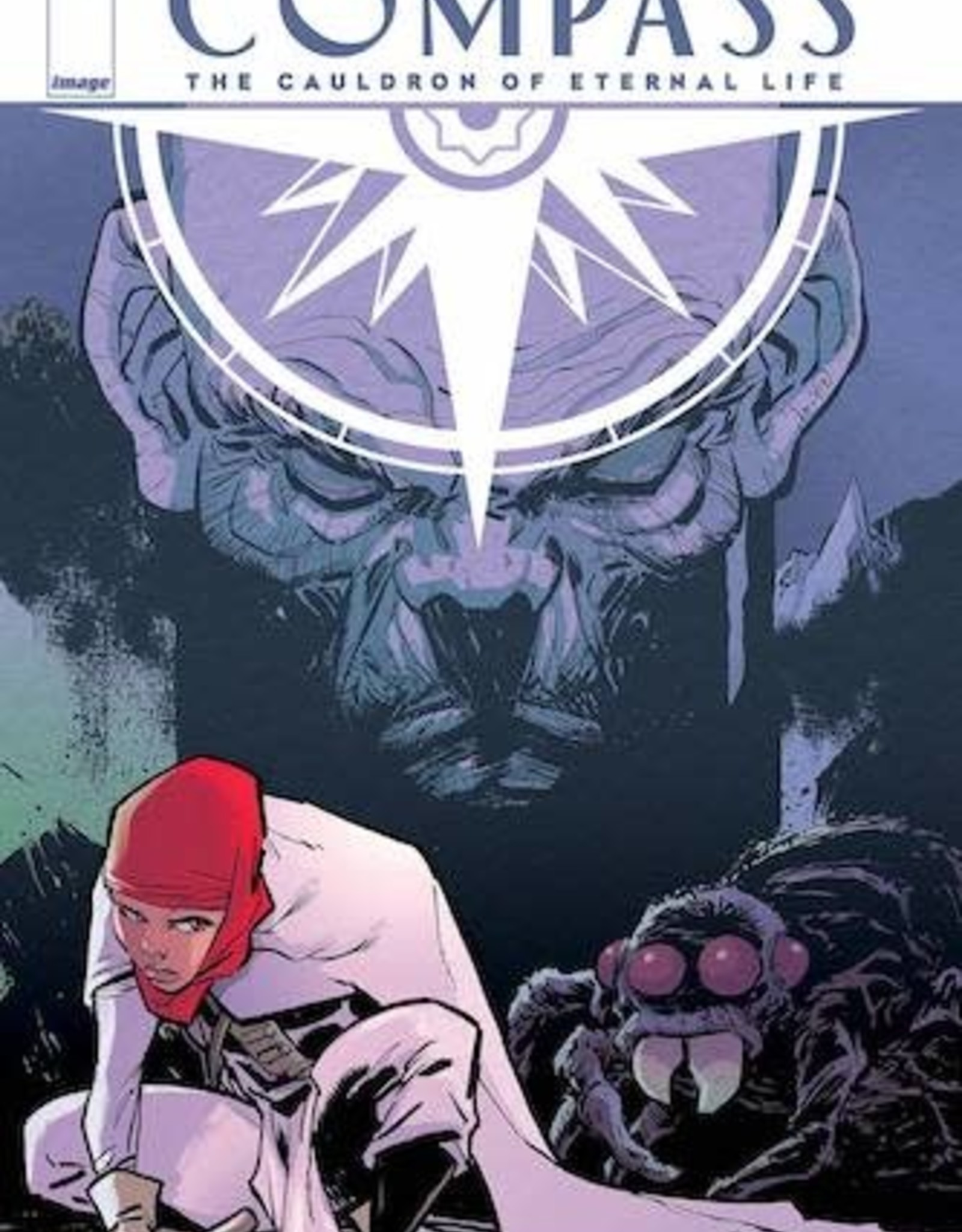 Image Comics Compass #3