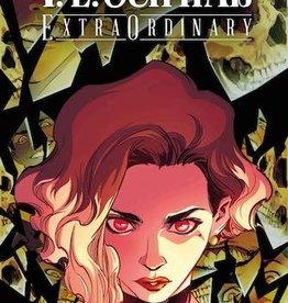 Titan Comics Extraordinary #3 Cvr A Petraites