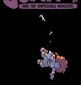 Oni Press Jonna And The Unpossible Monsters #5 Cvr A Samnee