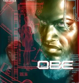 Antarctic Press O.B.E. Out Of Body Experience #3