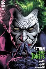 DC Comics Batman Three Jokers #2 Cvr A Jason Fabok Joker