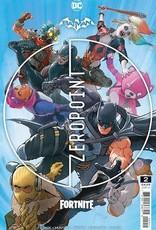 DC Comics Batman Fortnite Zero Point #2 Cvr A Mikel Janìn
