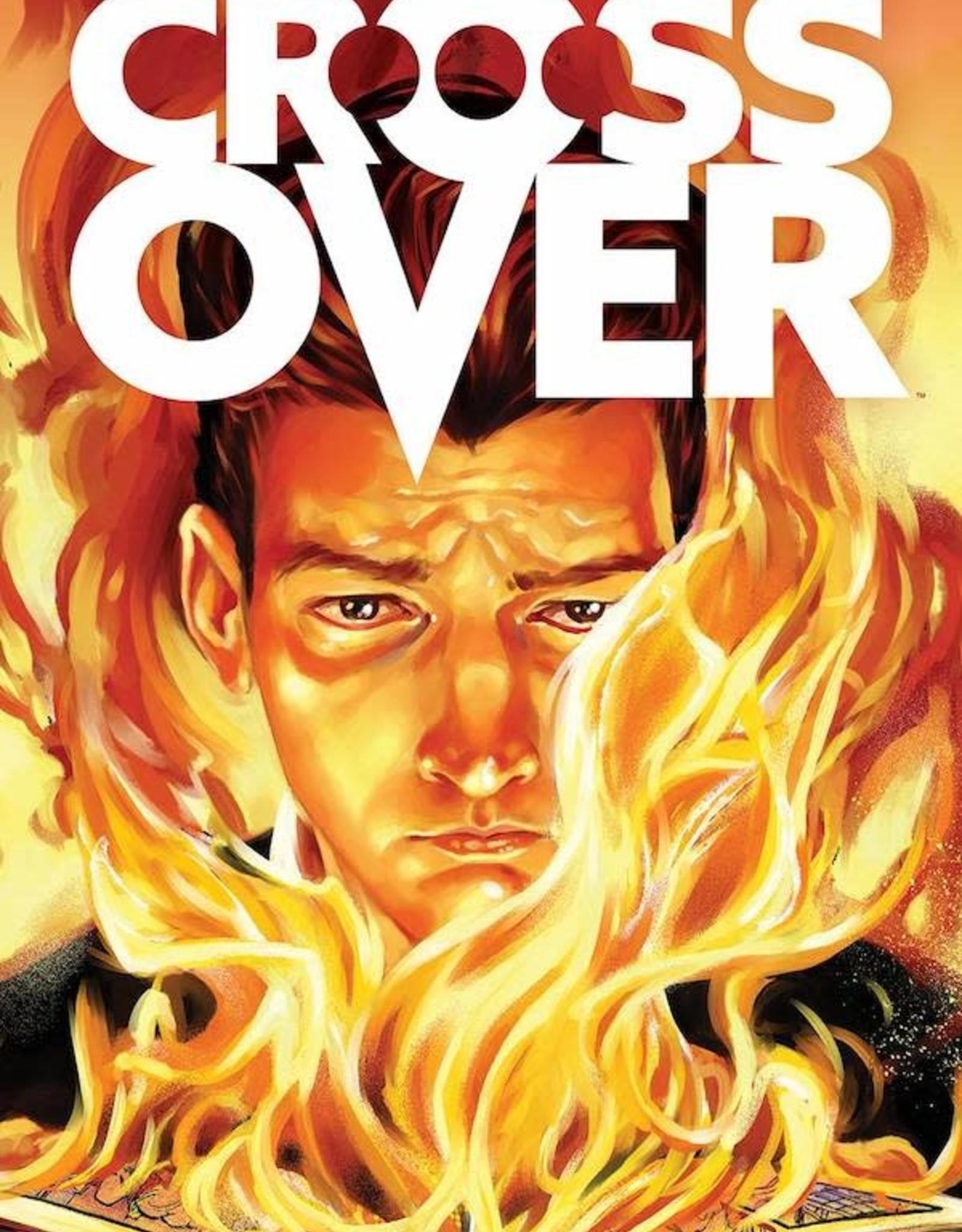 Image Comics Crossover #2 Cvr A Shaw