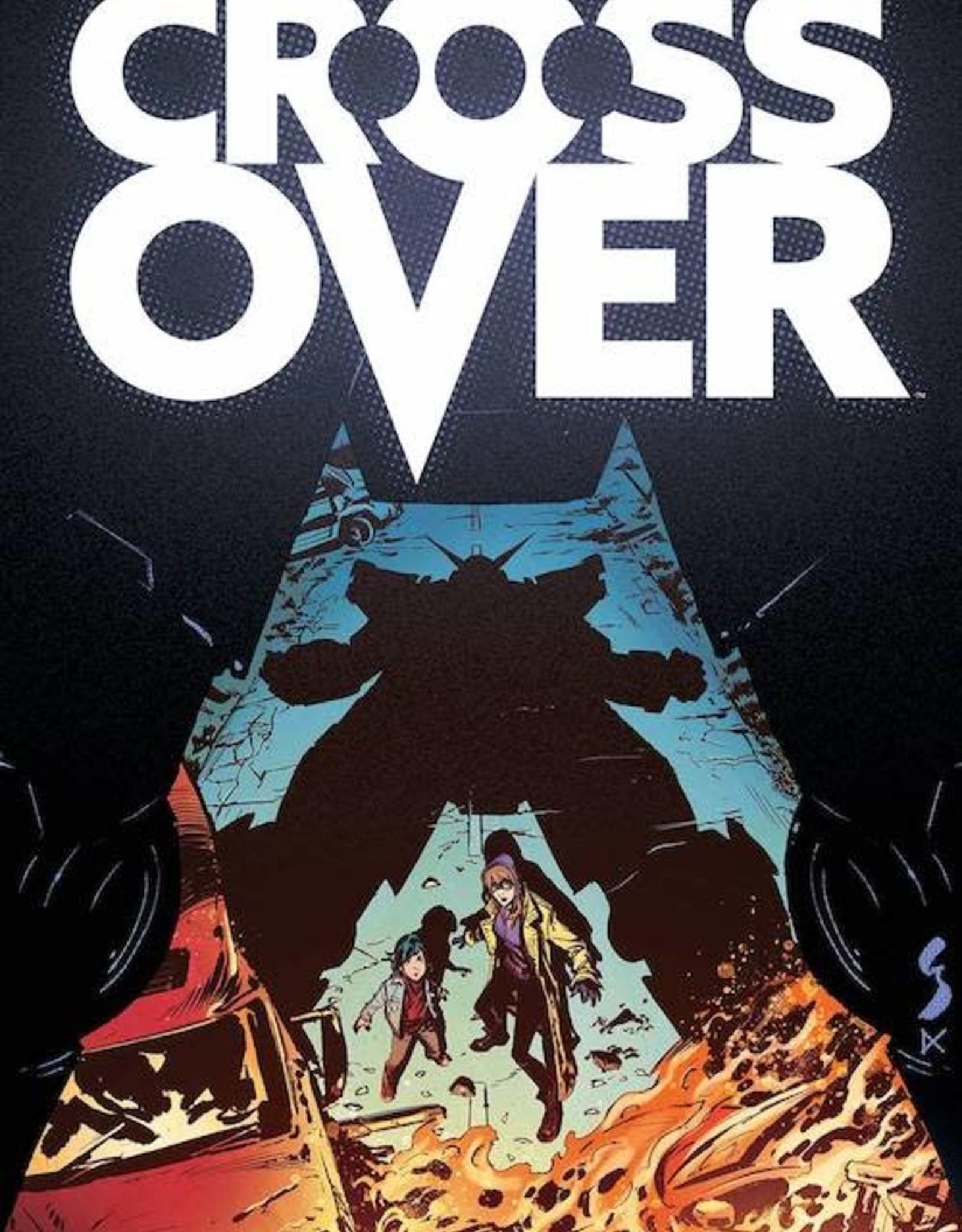 Image Comics Crossover #3 Cvr A Shaw