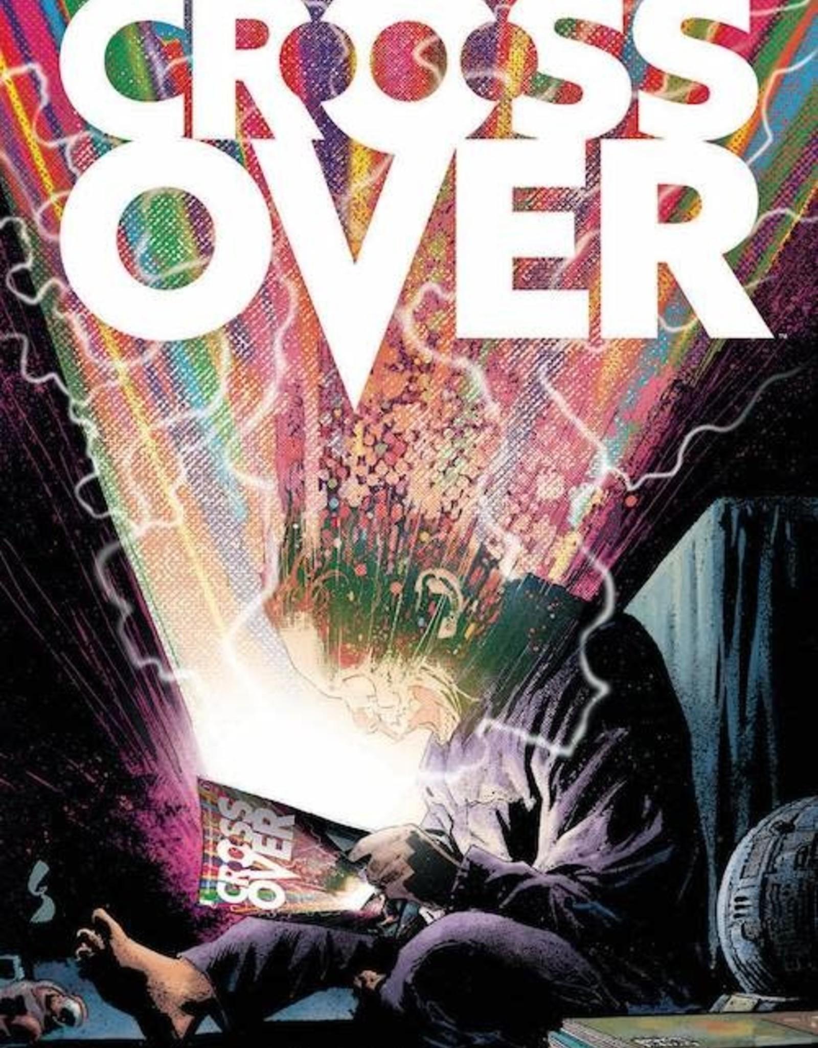 Image Comics Crossover #1 Cvr A Shaw & Stewart