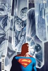 DC Comics Action Comics #1034 Cvr B Julian Totino Tedesco Card Stock Var