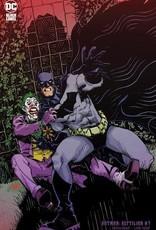 DC Comics Batman Reptilian #3 Cvr B Cully Hamner Var