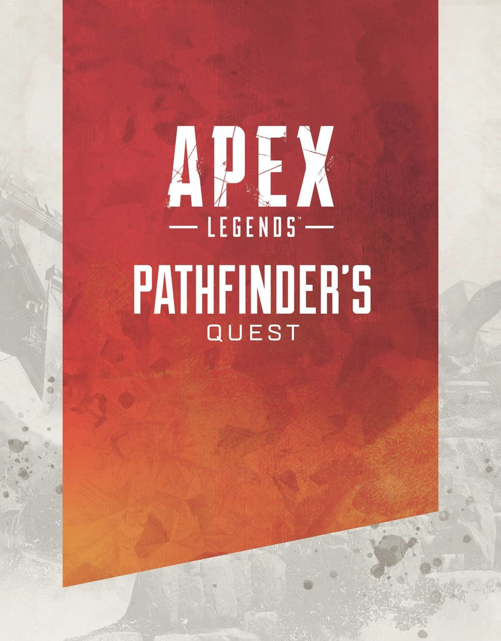 Dark Horse Comics Apex Legends Pathfinders Quest HC