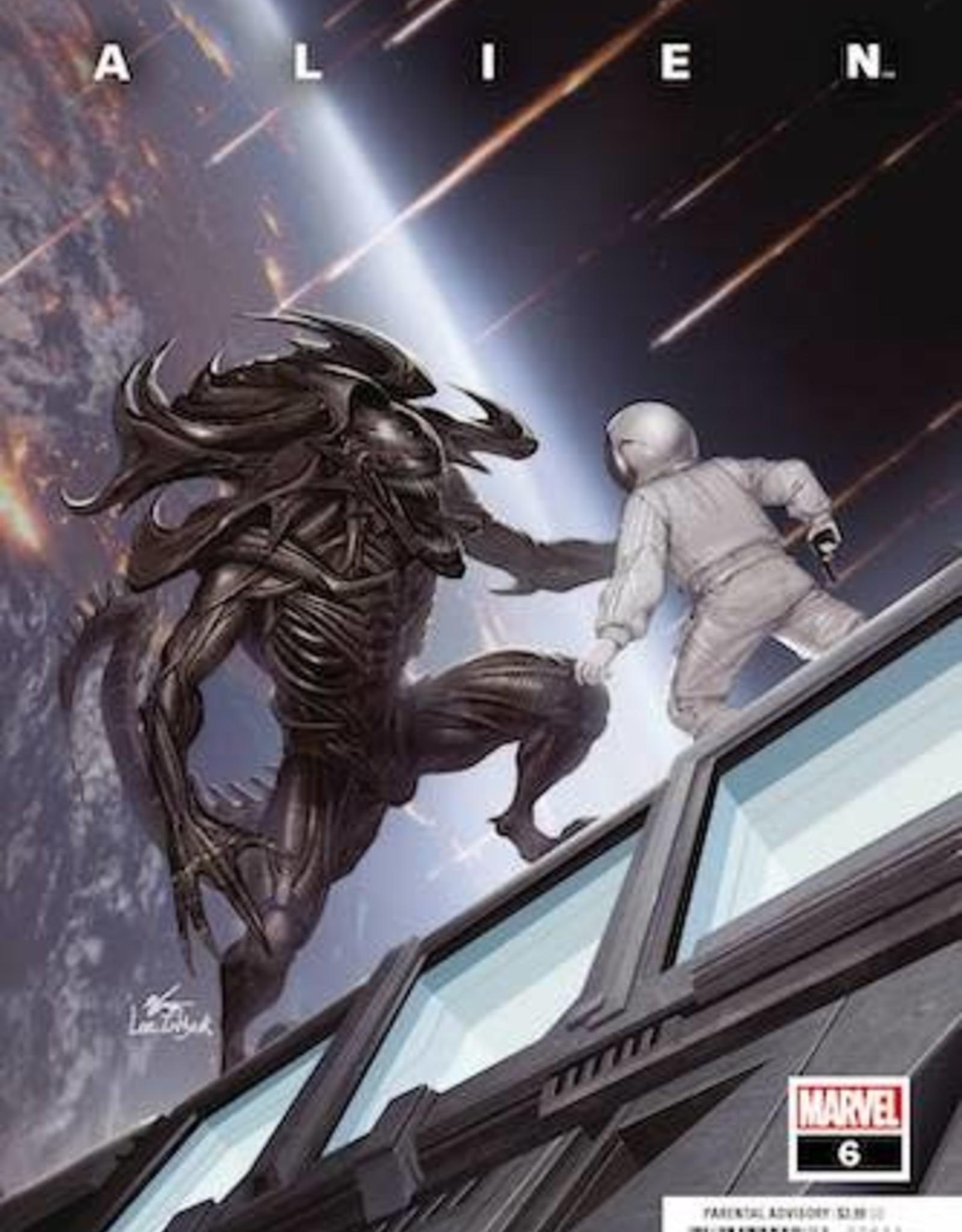 Marvel Comics Alien #6