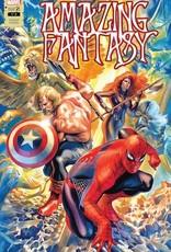 Marvel Comics Amazing Fantasy #2 Massafera 1:25 Var